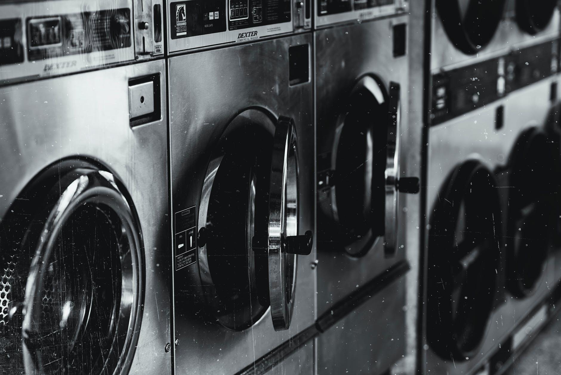 タワマン ドラム式洗濯機
